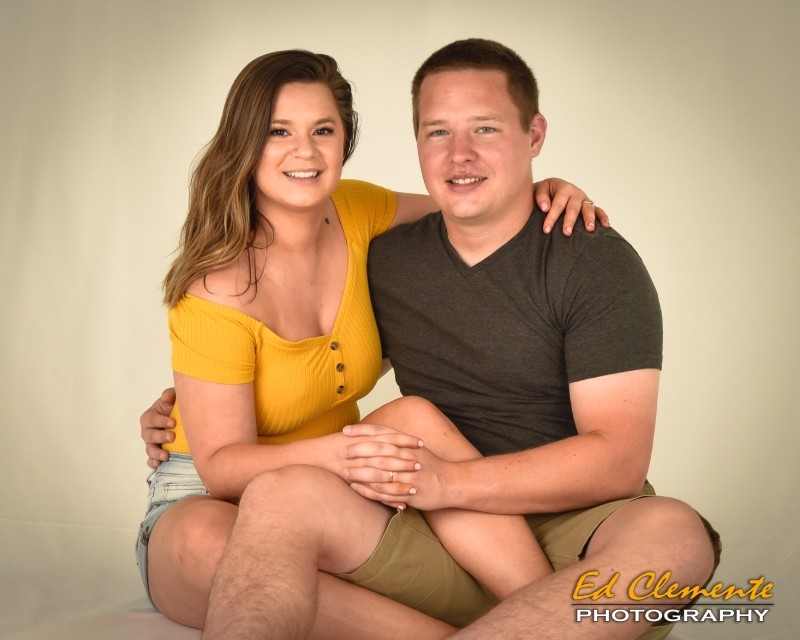 Ed Clemente Photography Engagement Photo